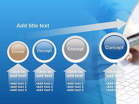 Online Ordering PowerPoint Template Slide 13