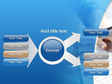 Online Ordering PowerPoint Template Slide 14