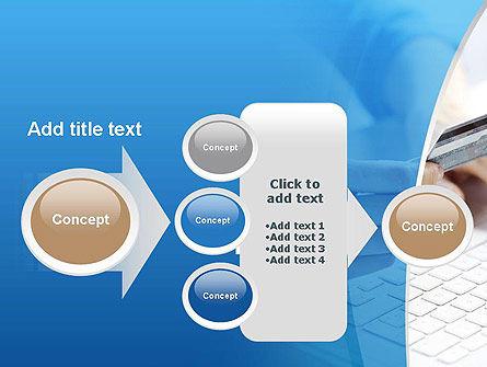 Online Ordering PowerPoint Template Slide 17