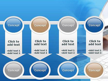 Online Ordering PowerPoint Template Slide 18