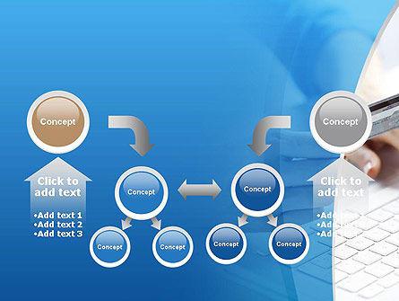 Online Ordering PowerPoint Template Slide 19