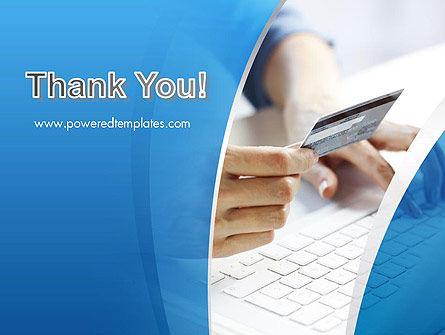 Online Ordering PowerPoint Template Slide 20