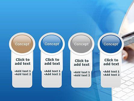 Online Ordering PowerPoint Template Slide 5