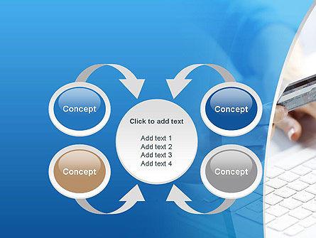 Online Ordering PowerPoint Template Slide 6