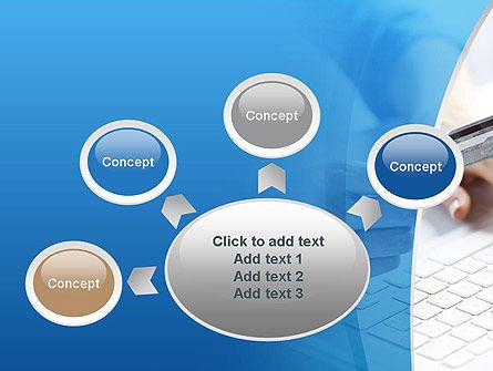 Online Ordering PowerPoint Template Slide 7