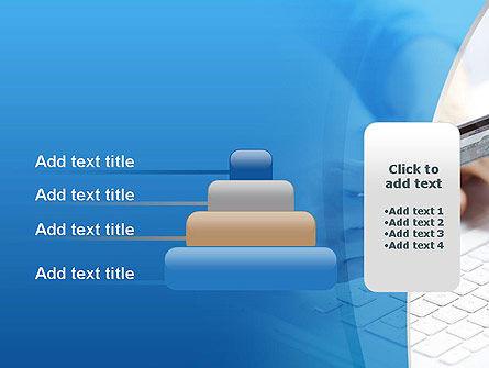 Online Ordering PowerPoint Template Slide 8