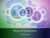 Careers/Industry: Modèle PowerPoint de donnée statistique #12553