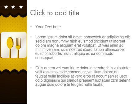 Cookbook Icons PowerPoint Template, Slide 3, 12555, Careers/Industry — PoweredTemplate.com