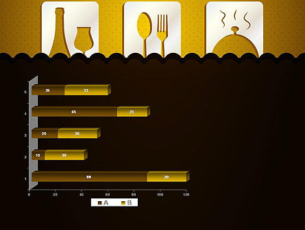 Cookbook Icons PowerPoint Template Slide 11