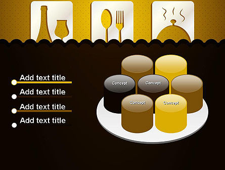 Cookbook Icons PowerPoint Template Slide 12