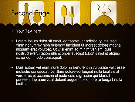 Cookbook Icons PowerPoint Template, Slide 2, 12555, Careers/Industry — PoweredTemplate.com