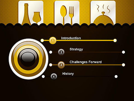 Cookbook Icons PowerPoint Template, Slide 3, 12555, Careers/Industry — PoweredTemplate.com