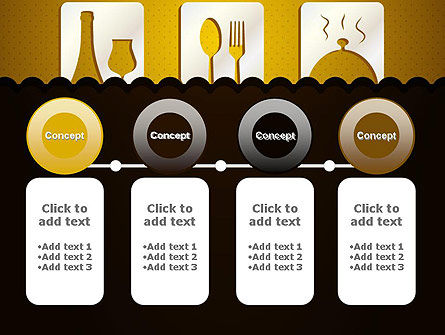 Cookbook Icons PowerPoint Template Slide 5