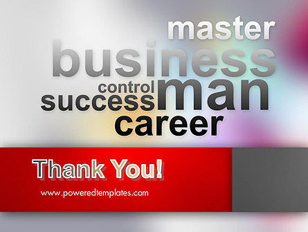 Control Success Career PowerPoint Template Slide 20