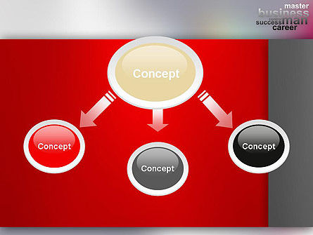 Control Success Career PowerPoint Template Slide 4