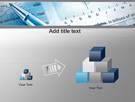 Market Results Calendar PowerPoint Template Slide 13