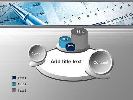 Market Results Calendar PowerPoint Template Slide 6