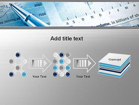 Market Results Calendar PowerPoint Template Slide 9