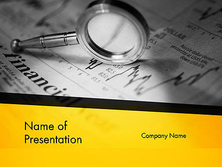 Investment Management Company PowerPoint Template