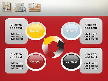 Packaging and Delivering PowerPoint Template Slide 9