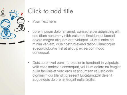Idea Maker PowerPoint Template, Slide 3, 12575, Business Concepts — PoweredTemplate.com