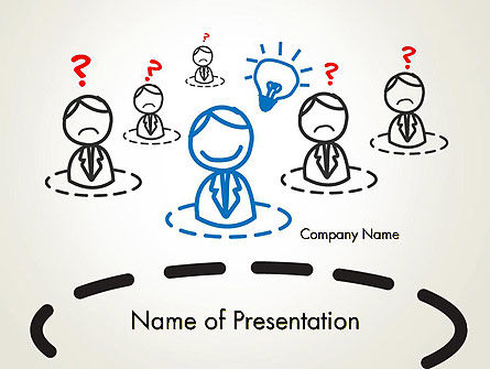 Idea Maker PowerPoint Template