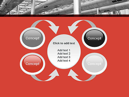 Air Conditioning PowerPoint Template Slide 6