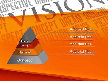 Vision Plan PowerPoint Template Slide 12