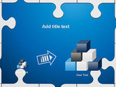 Jigsaw Puzzle Pieces PowerPoint Template#13