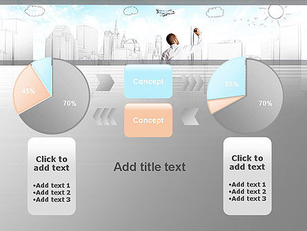 Creating Future PowerPoint Template Slide 16