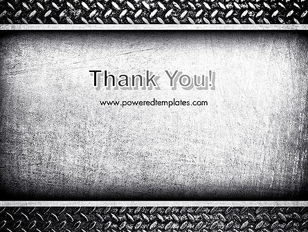 Metal Texture PowerPoint Template Slide 20