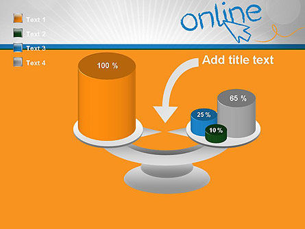 Online PowerPoint Template Slide 10