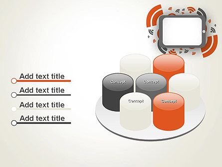 Online News Concept PowerPoint Template Slide 12