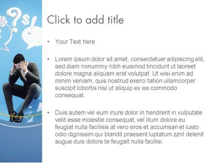 Challenge PowerPoint Template, Slide 3, 12596, Consulting — PoweredTemplate.com