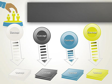 HR Management PowerPoint Template Slide 8