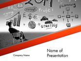 Business Concepts: Business Succession Planning PowerPoint Template #12604