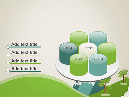Landscape for Kids PowerPoint Template Slide 12