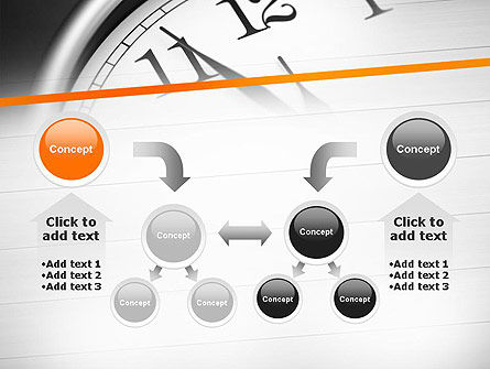 Five Minutes to Twelve PowerPoint Template Slide 19