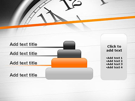Five Minutes to Twelve PowerPoint Template Slide 8