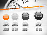 Five Minutes to Twelve PowerPoint Template#13