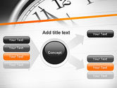 Five Minutes to Twelve PowerPoint Template#14