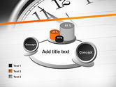 Five Minutes to Twelve PowerPoint Template#16