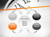 Five Minutes to Twelve PowerPoint Template#6