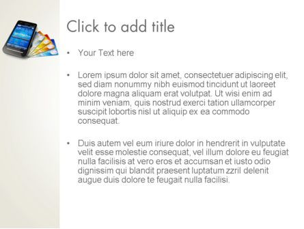 Online Finance PowerPoint Template, Slide 3, 12614, Financial/Accounting — PoweredTemplate.com