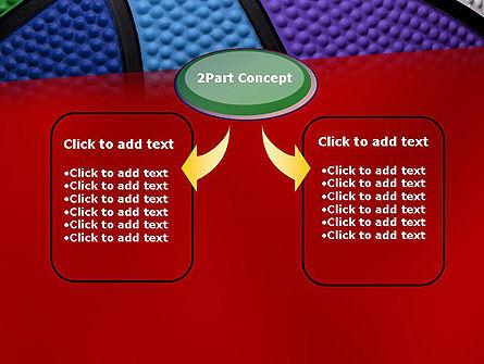 College Basketball PowerPoint Template, Slide 4, 12616, Sports — PoweredTemplate.com