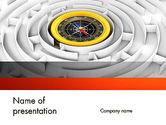 Business Concepts: 파워포인트 템플릿 - 비즈니스 오리엔테이션 #12629