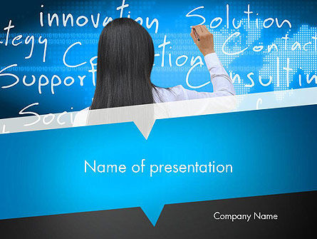 Planning Success PowerPoint Template