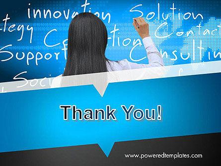 Planning Success PowerPoint Template Slide 20