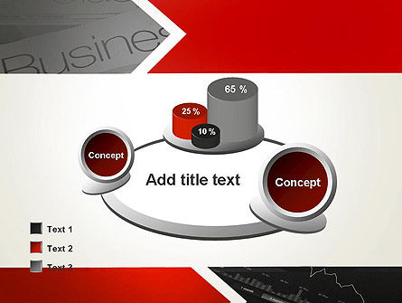 Forward Oriented PowerPoint Template Slide 16