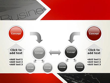 Forward Oriented PowerPoint Template Slide 19
